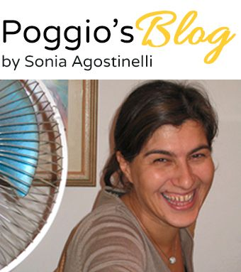 The blog of il poggio delle Ginestre holiday home living in umbria italy